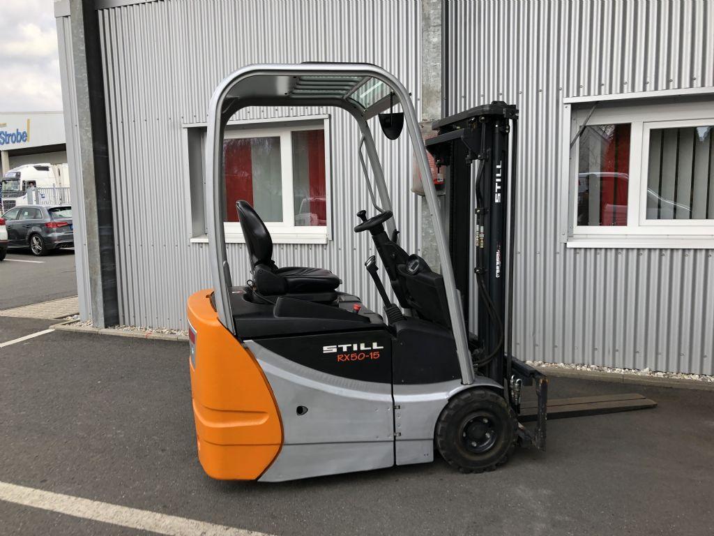 Still-RX 50-15-Elektro 3 Rad-Stapler-www.fiegl-gabelstapler.de