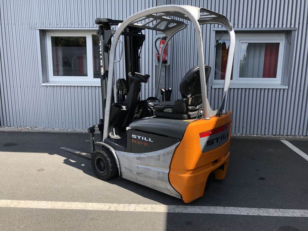 Still-RX 50-10-Elektro 3 Rad-Stapler-www.fiegl-gabelstapler.de