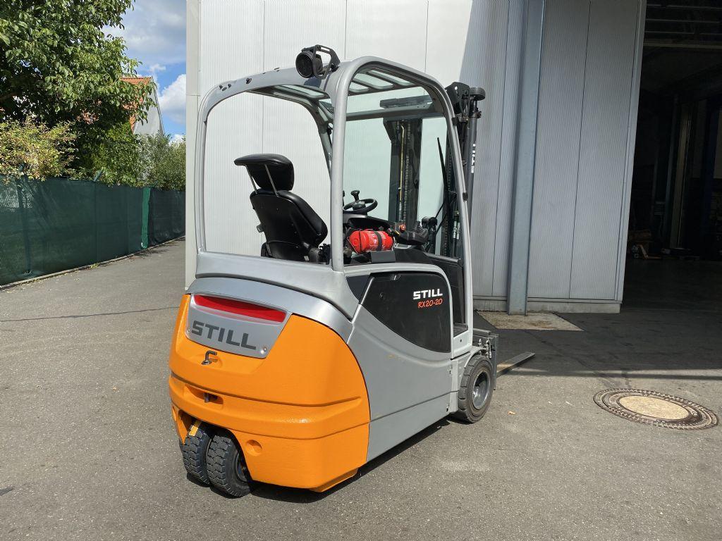 Still-RX 20-20-Elektro 3 Rad-Stapler-www.fiegl-gabelstapler.de