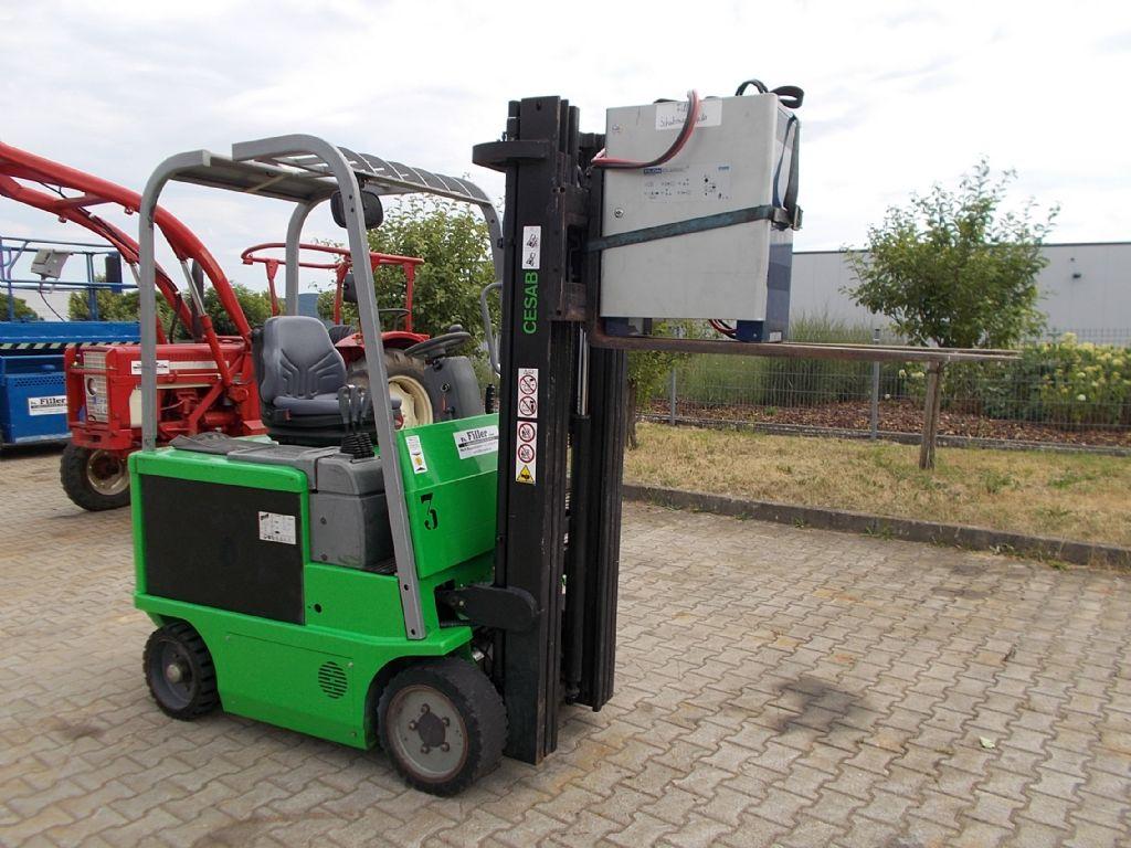 Cesab ECO/ KGA5 155 Elektro 4 Rad-Stapler www.filler-gmbh.de