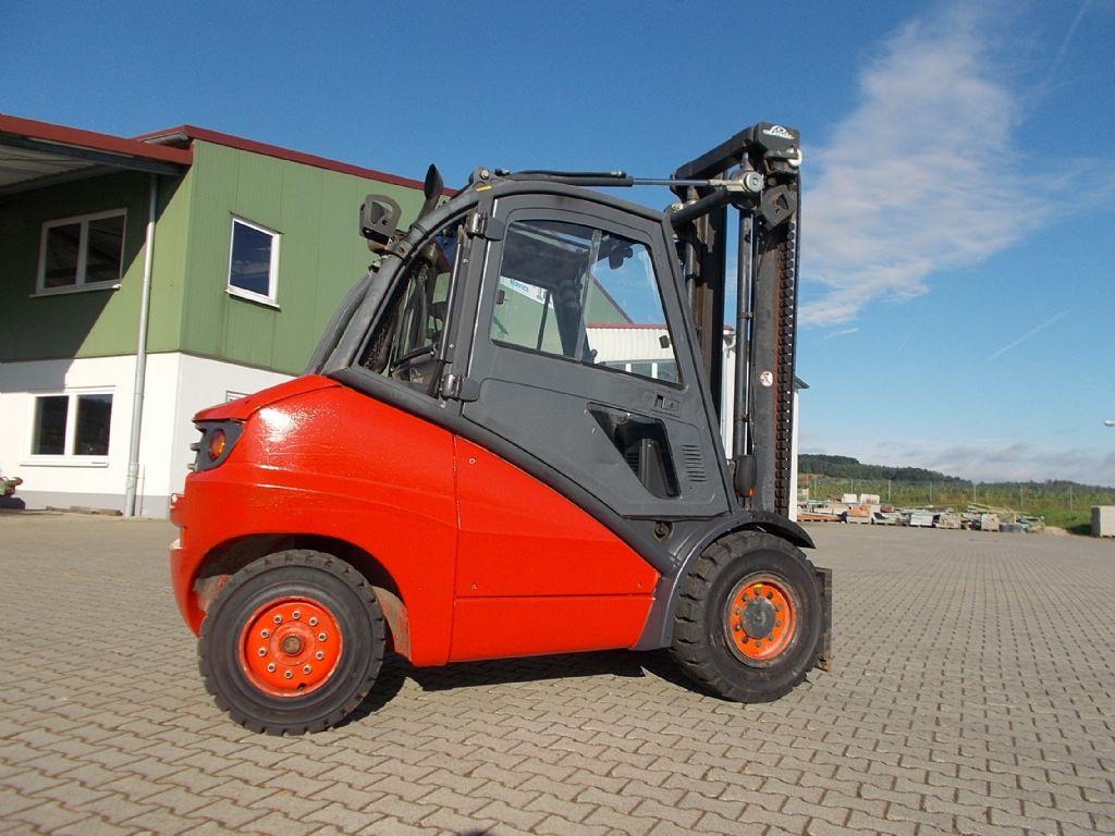 Linde H50D-H2X394 Dieselstapler www.filler-gmbh.de