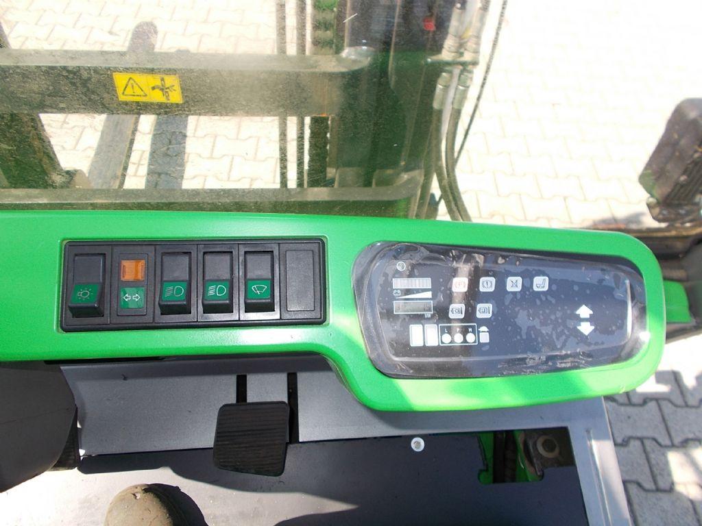 Cesab MAK 450AC Elektro 4 Rad-Stapler www.filler-gmbh.de