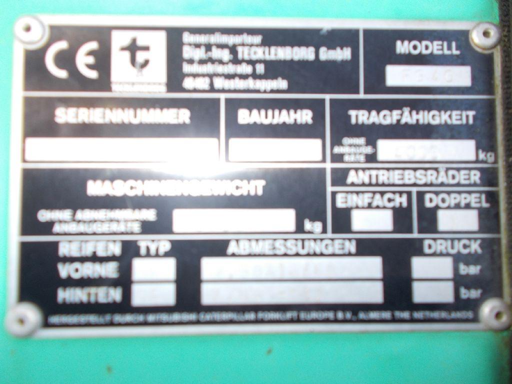 Mitsubishi FG40 Treibgasstapler www.filler-gmbh.de
