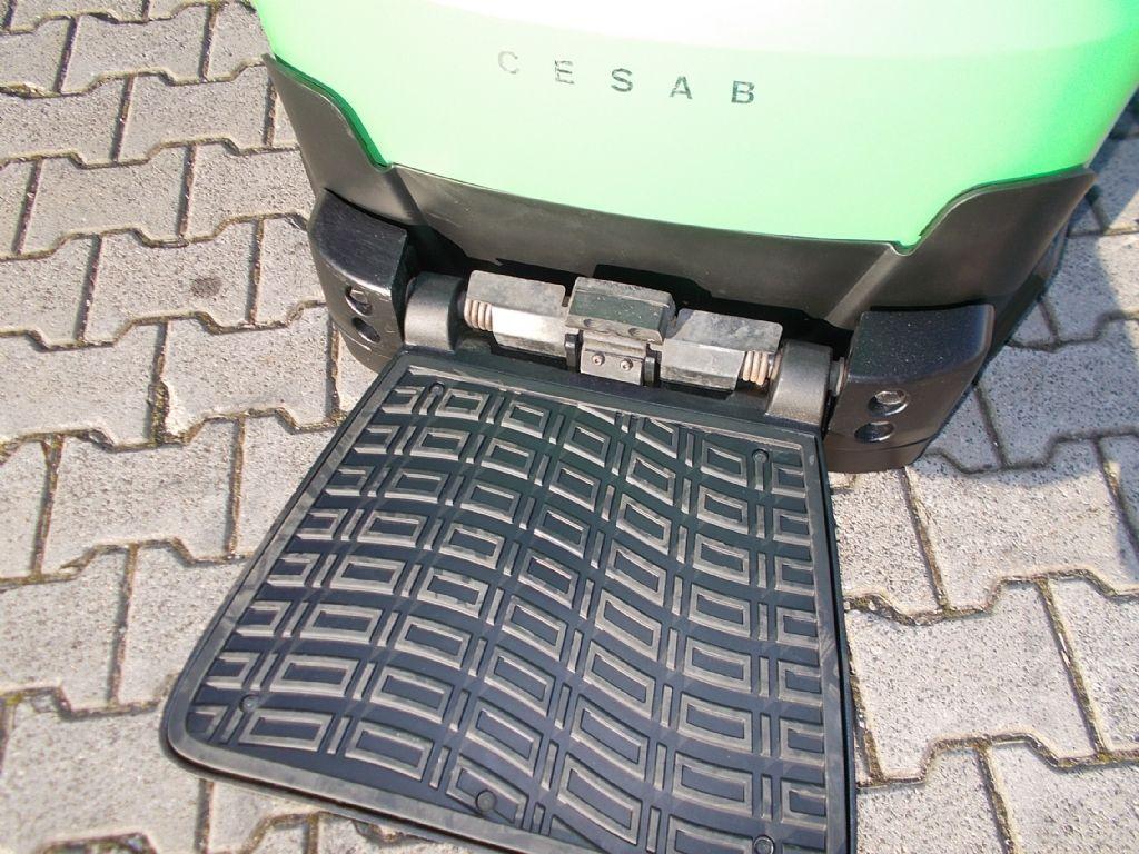 Cesab S214L Deichselstapler www.filler-gmbh.de