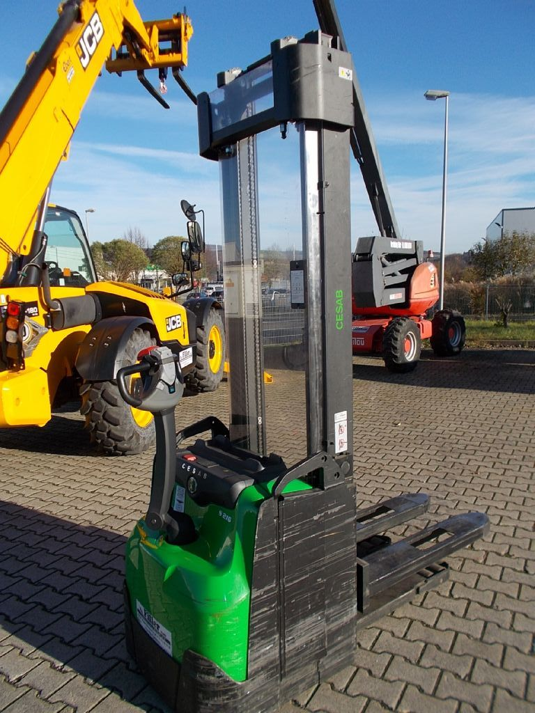 Cesab S216 Hochhubwagen www.filler-gmbh.de