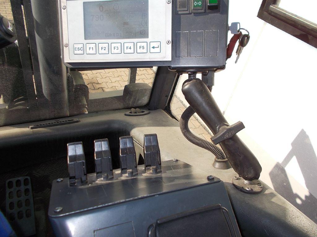 Dan Truck 9886C Erdgasstapler www.filler-gmbh.de