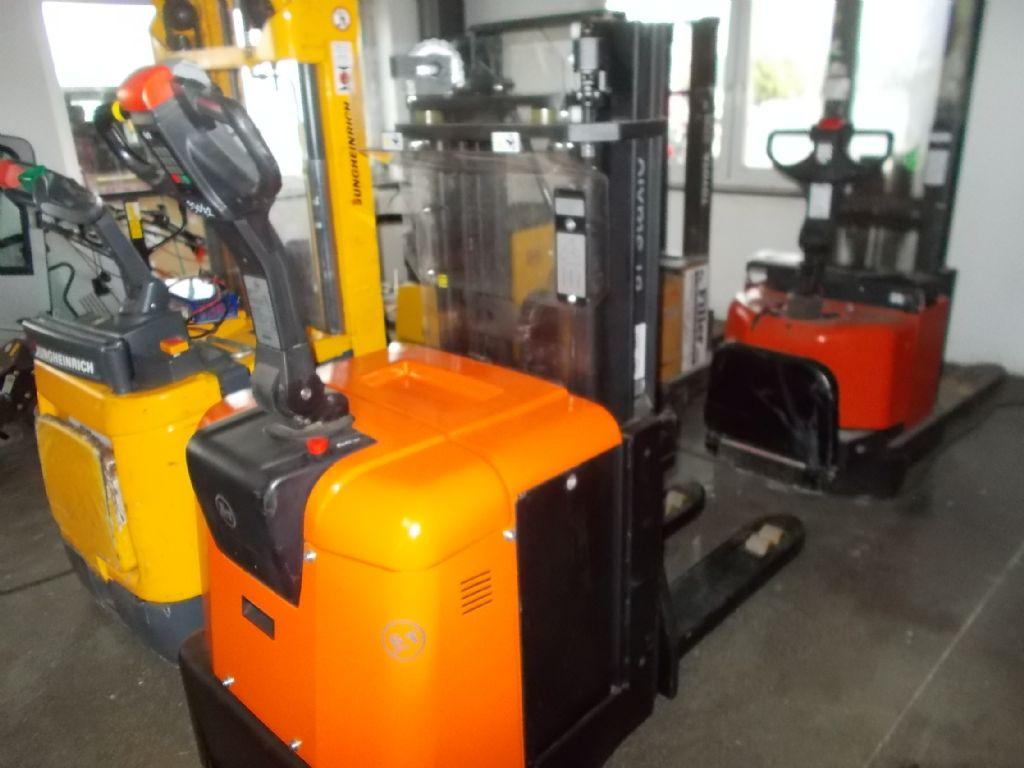 BT BT SPE 125L Deichselstapler www.filler-gmbh.de