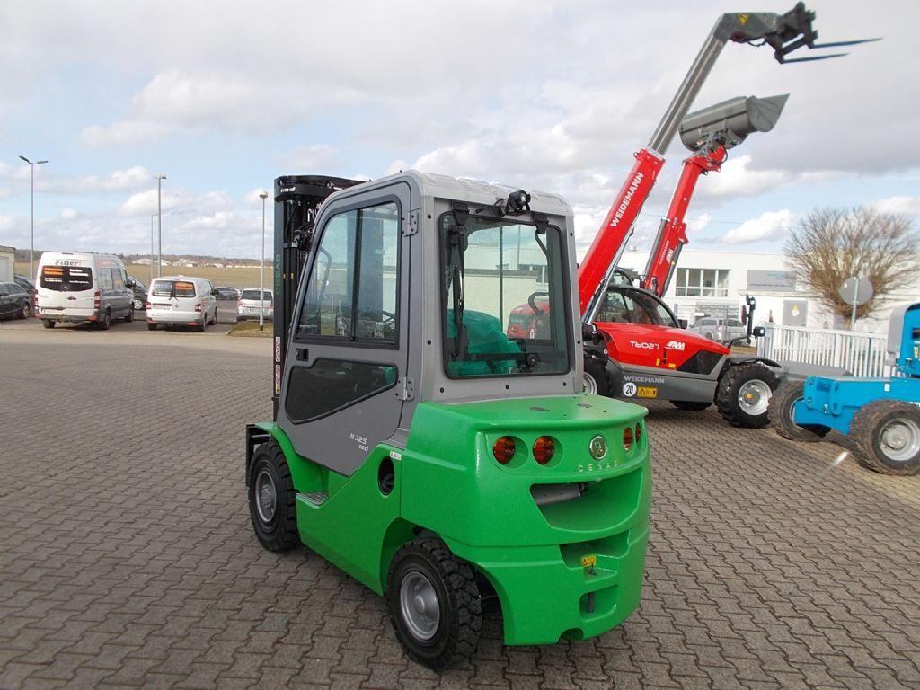 Cesab M325D Dieselstapler www.filler-gmbh.de