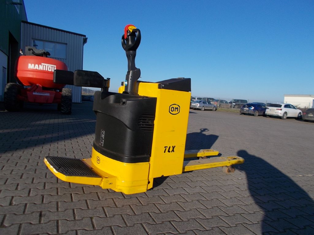 OM TLX20 Niederhubwagen www.filler-gmbh.de