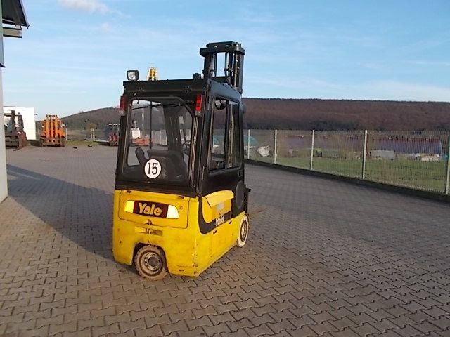 Yale ERP16ATF Elektro 3 Rad-Stapler www.filler-gmbh.de