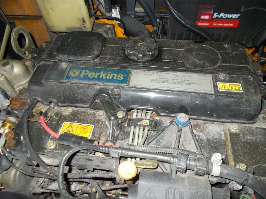 Jungheinrich DFG550 Dieselstapler www.filler-gmbh.de
