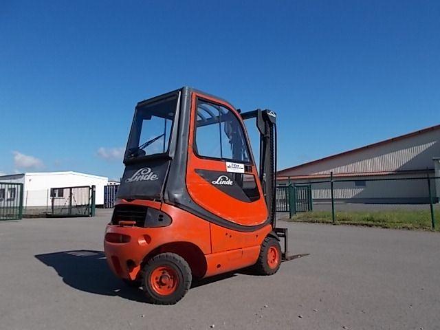 Linde H16D-03 Dieselstapler www.filler-gmbh.de