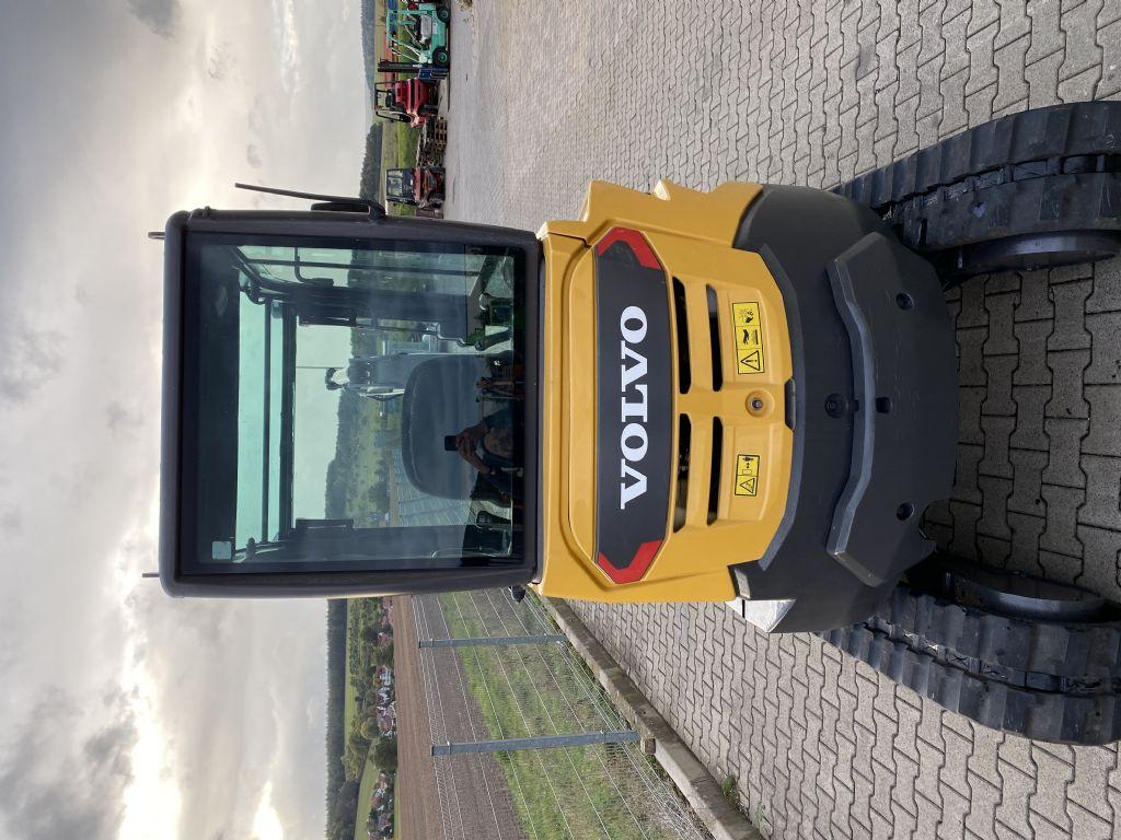 Volvo ECR25 Minibagger www.filler-gmbh.de