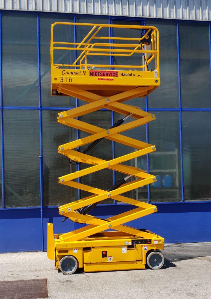 Haulotte-Compact 12-Scherenarbeitsbühne-www.gabelstapler-finger.com