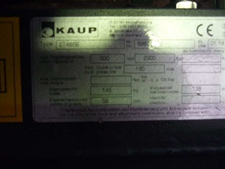 Kaup-2T466B-Zinkenverstellgerät-www.fischer-gabelstapler.de