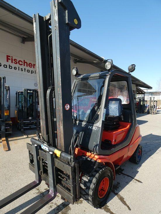Linde-H 30 D - 03-Dieselstapler-www.fischer-gabelstapler.de