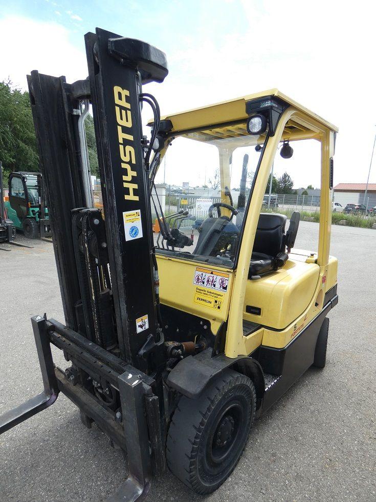 Hyster-H 2.5 FT-Dieselstapler-www.fischer-gabelstapler.de