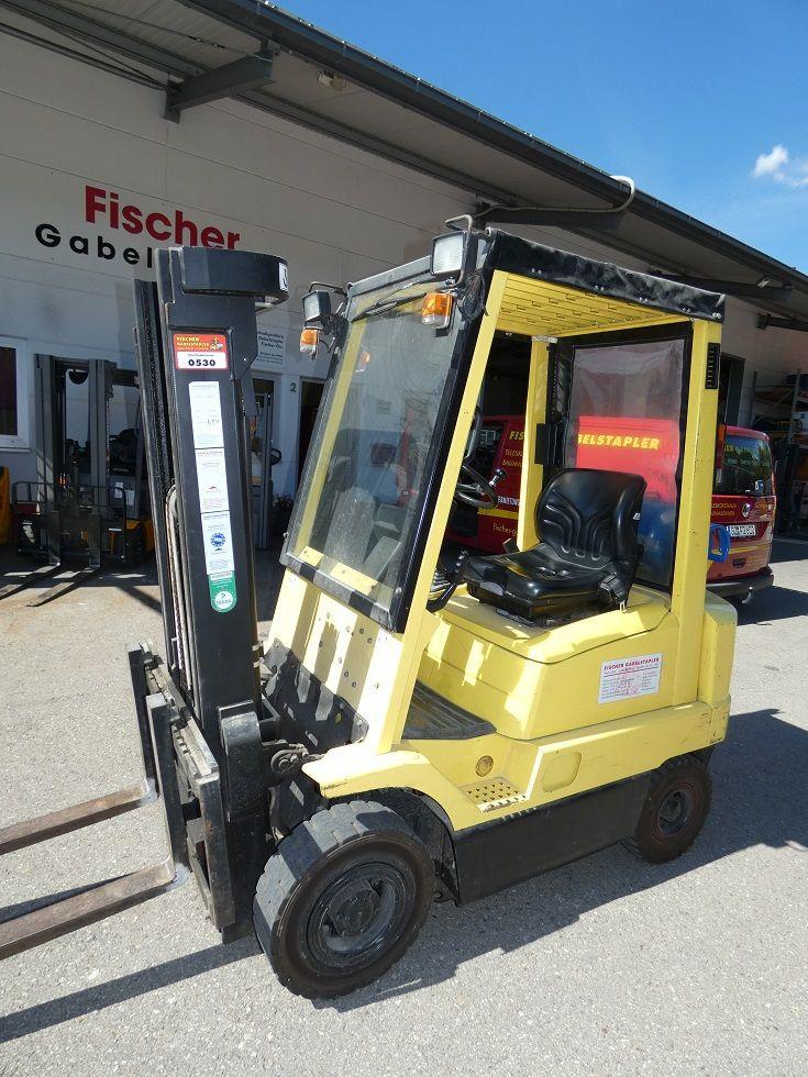 Hyster-H1.75 XM-Treibgasstapler-www.fischer-gabelstapler.de