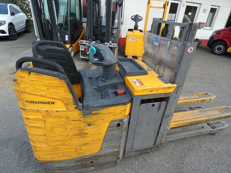 Jungheinrich-ERD 220-Doppelstockstapler-www.fischer-gabelstapler.de