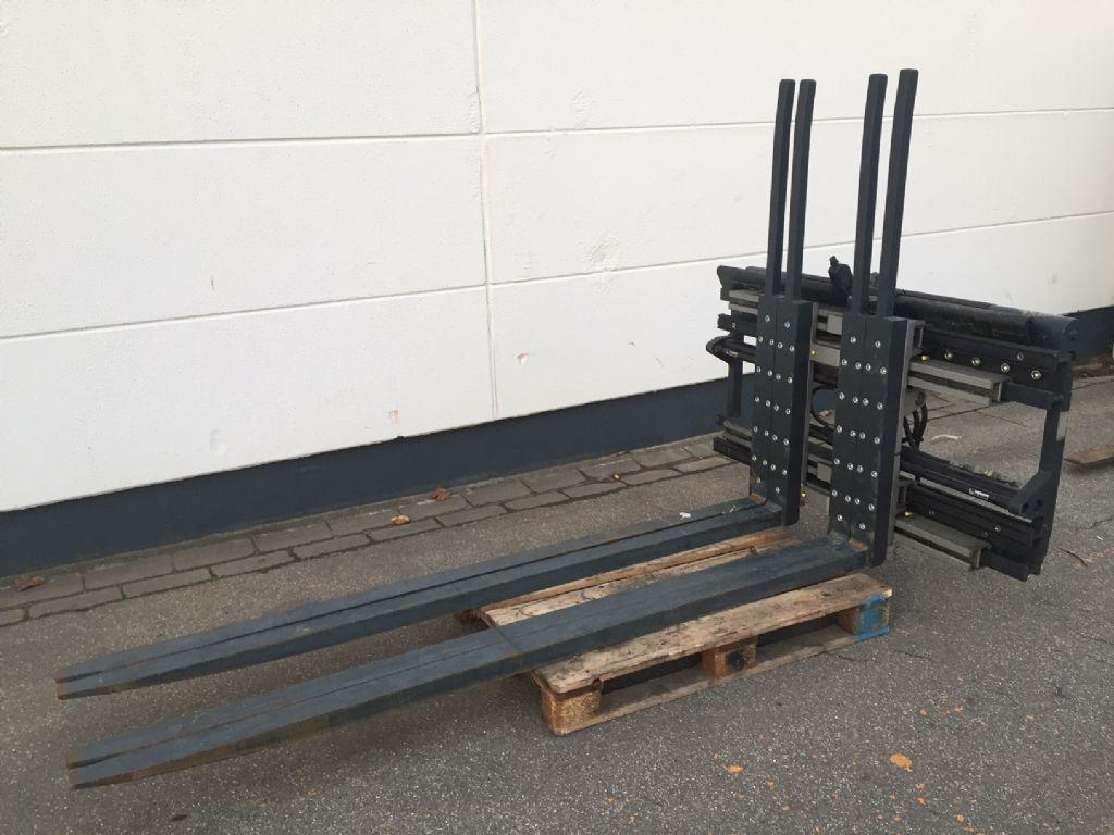 Kaup-4T 429-4 Mehrfachpalettenklammer -Mehrpalettengabel-www.fleischmann-foerdertechnik.de