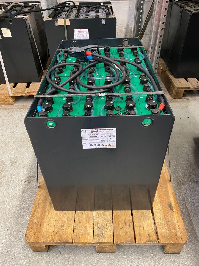 *Sonstige-48V Batterie 500 AH Bj.2017-Antriebsbatterie-www.fleischmann-foerdertechnik.de