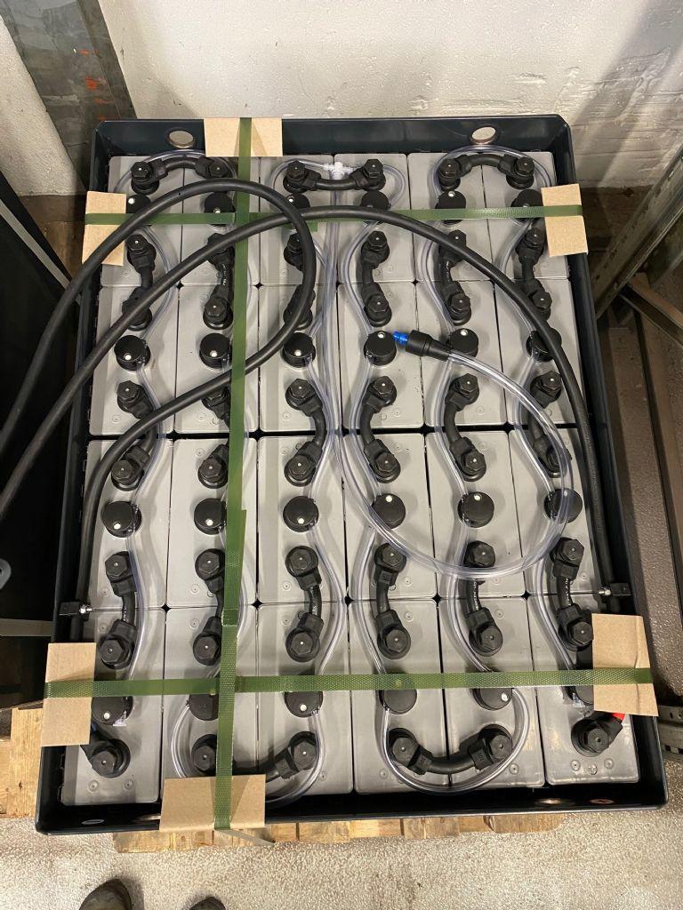 *Sonstige-48V Batterie 625 AH Bj.2019-Antriebsbatterie-www.fleischmann-foerdertechnik.de