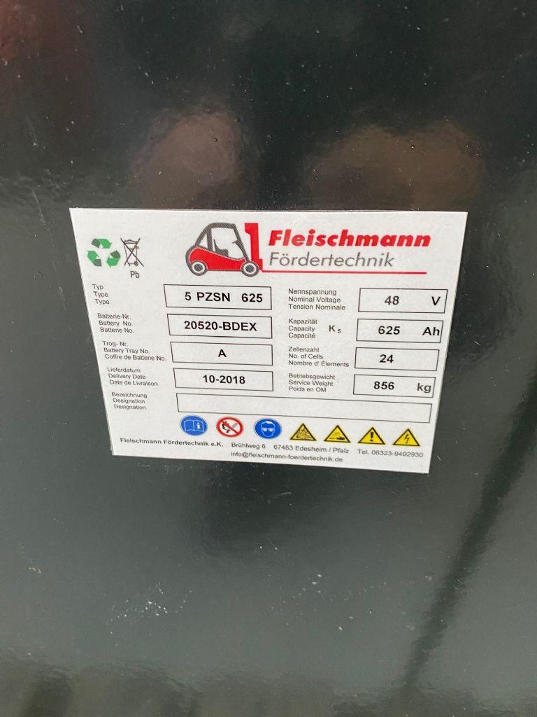 *Sonstige-48V Batterie 625 AH Bj.2018-Antriebsbatterie-www.fleischmann-foerdertechnik.de