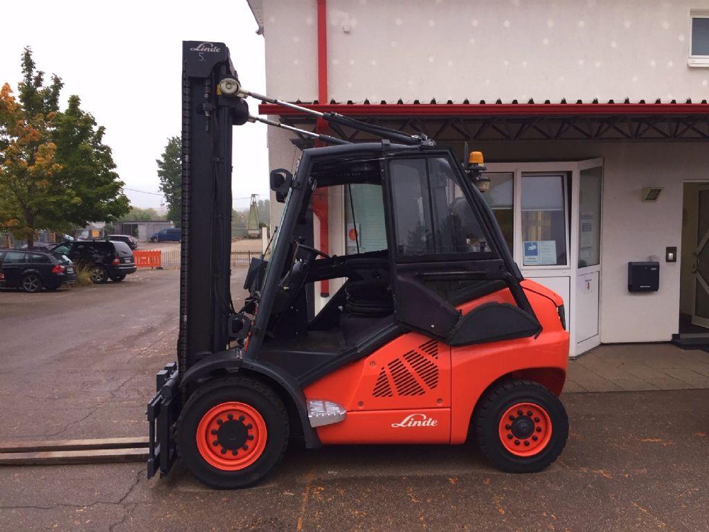 Linde-H 45 D-01 -Dieselstapler-www.fleischmann-foerdertechnik.de