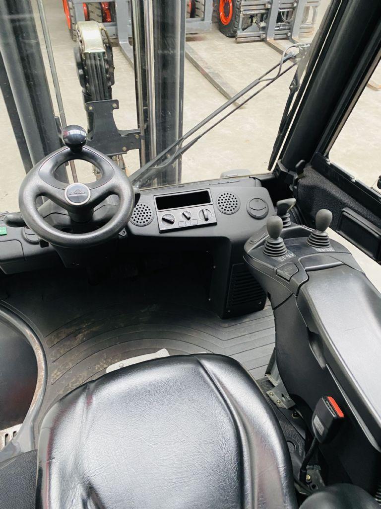 Linde-H 50 D-02 EVO 3B STVO Kabine Triplex-Dieselstapler-www.fleischmann-foerdertechnik.de