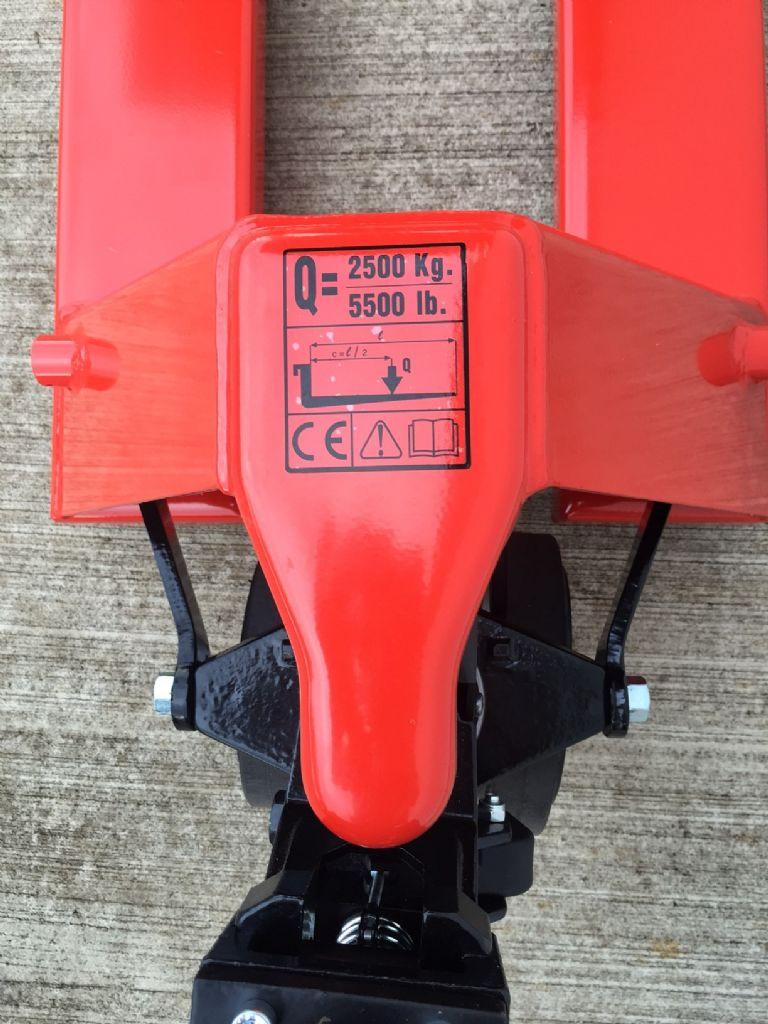 Pramac-Lifter GS Pro 2500kg  NEU-Handhubwagen-www.fleischmann-foerdertechnik.de