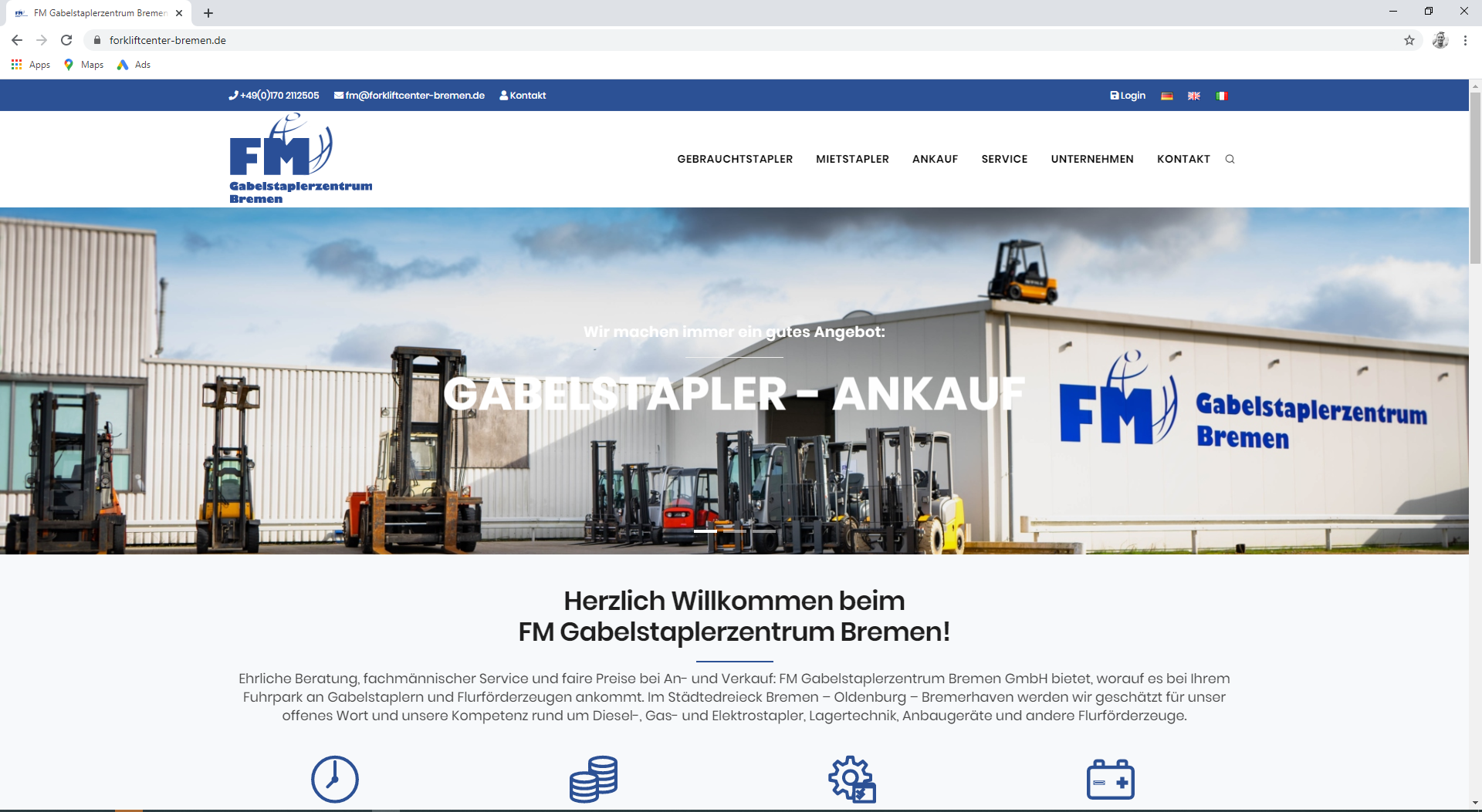 FM Gabelstaplerzentrum Bremen GmbH