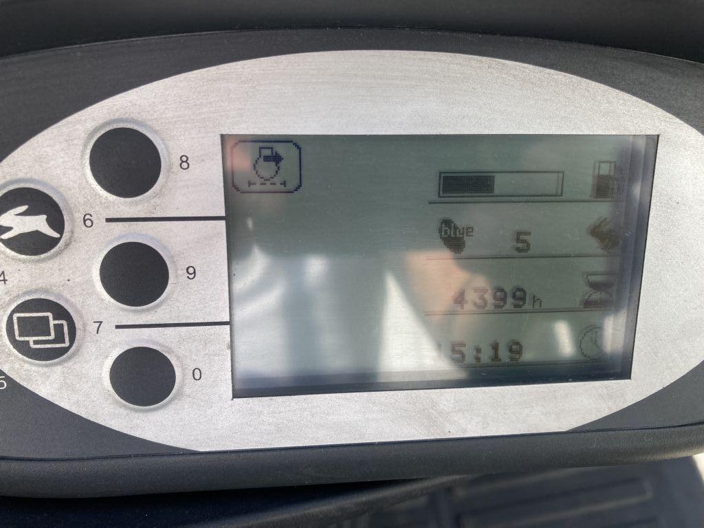 Still RX 70-16 / 4398 Std. Dieselstapler www.forkliftcenter-bremen.de