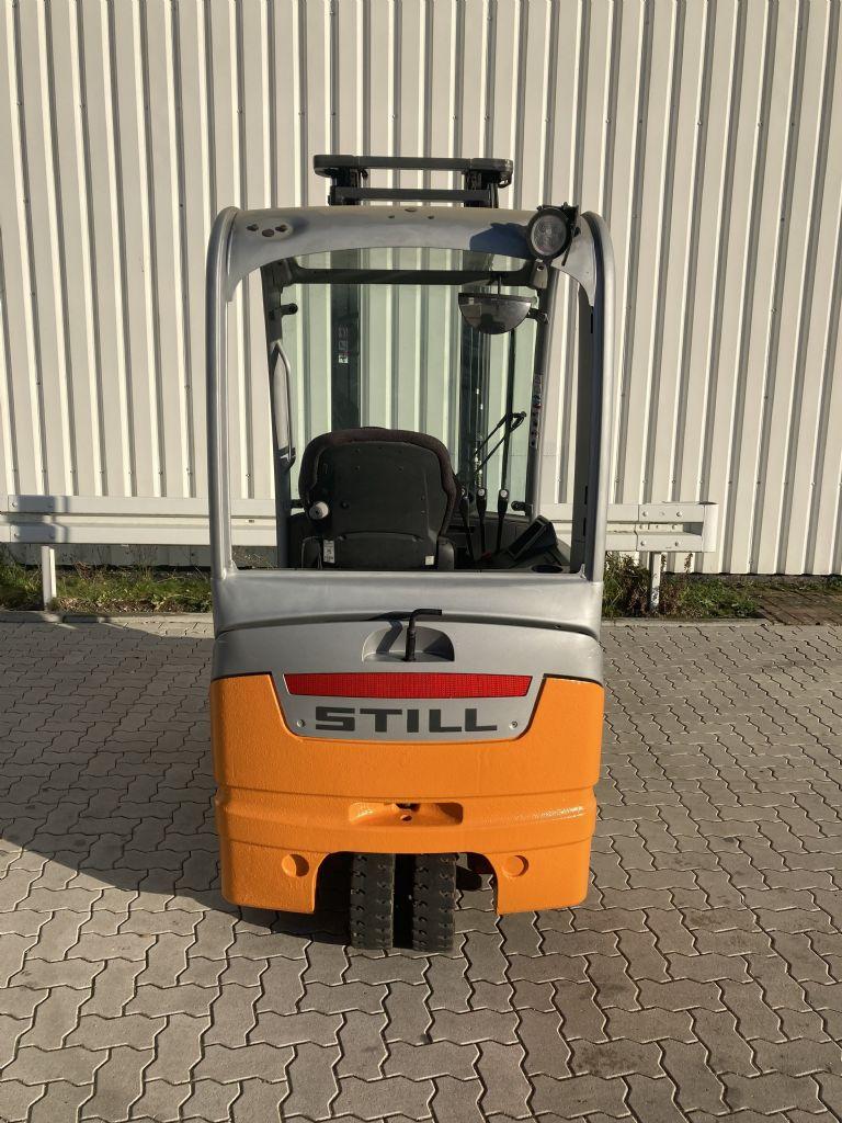 Still RX 20-15 / 1446 Std. Elektro 3 Rad-Stapler www.forkliftcenter-bremen.de