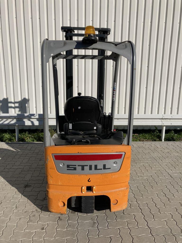 Still RX 50-13 / Batt. 2017 Elektro 3 Rad-Stapler www.forkliftcenter-bremen.de