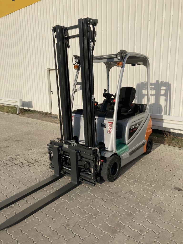 Still-RX 20-20 P / 6242 Std. -Electric 4-wheel forklift-www.forkliftcenter-bremen.de