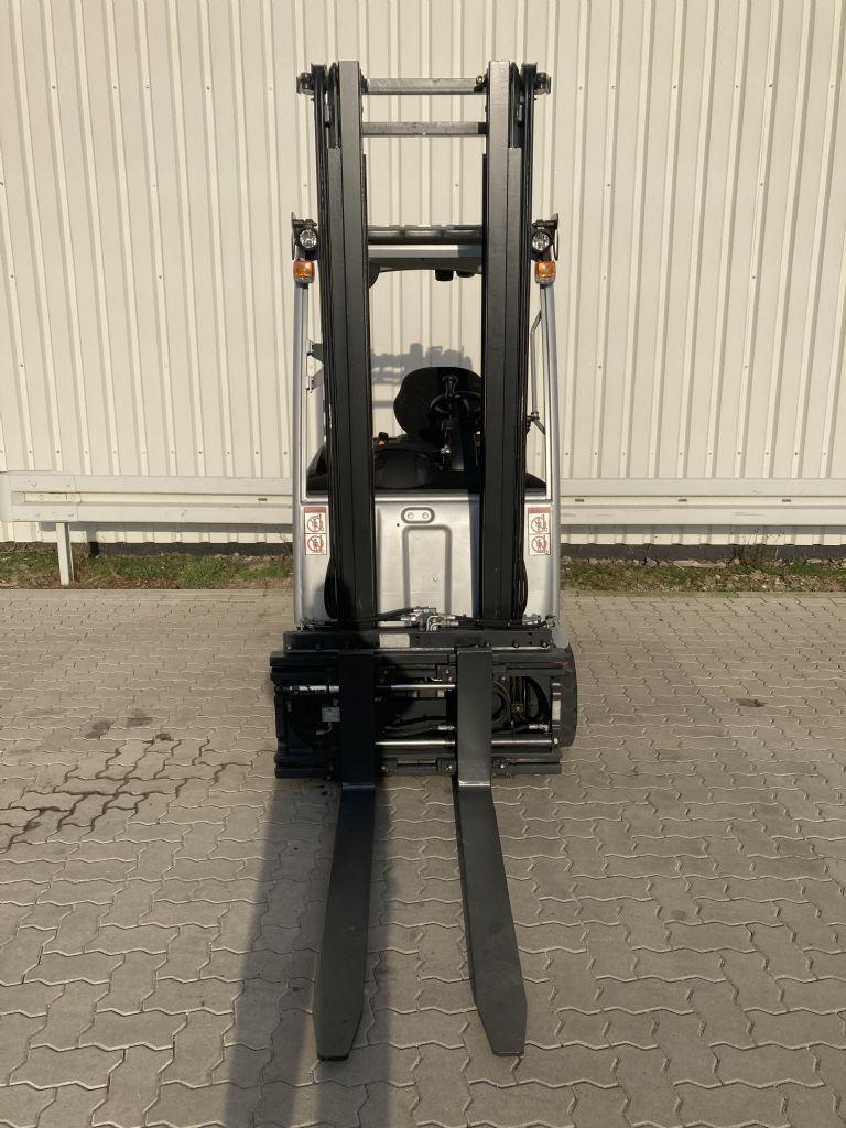 Still RX 20-20 P / 6242 Std.  Elektro 4 Rad-Stapler www.forkliftcenter-bremen.de
