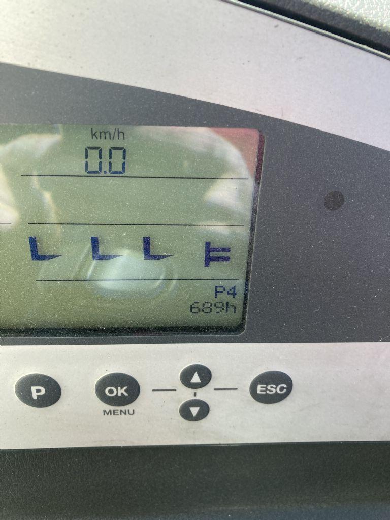 Still FM-X 14 SE Schubmaststapler www.forkliftcenter-bremen.de