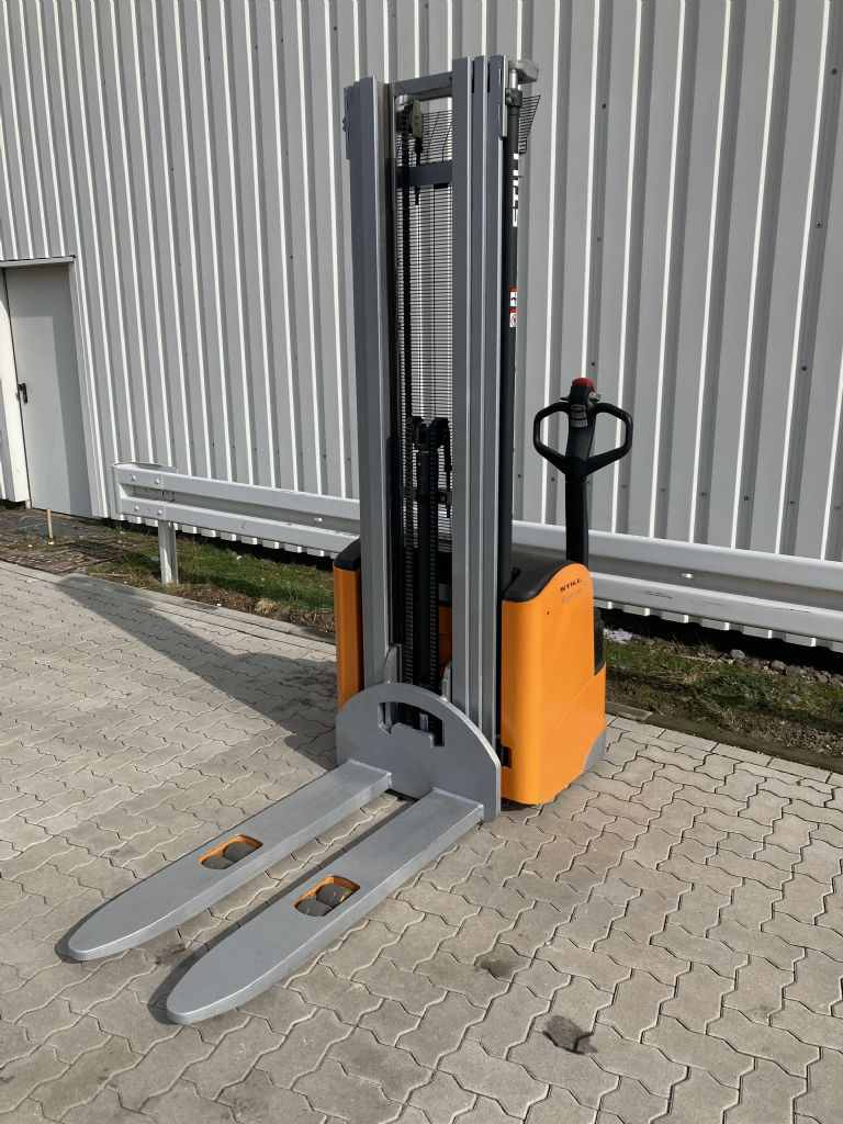 Still-EGV 14 / 2420 Std.-High Lift stacker-www.forkliftcenter-bremen.de