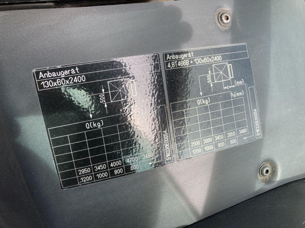 Still RX 60-50 / 600   Batt. 2016 Elektro 4 Rad-Stapler www.forkliftcenter-bremen.de