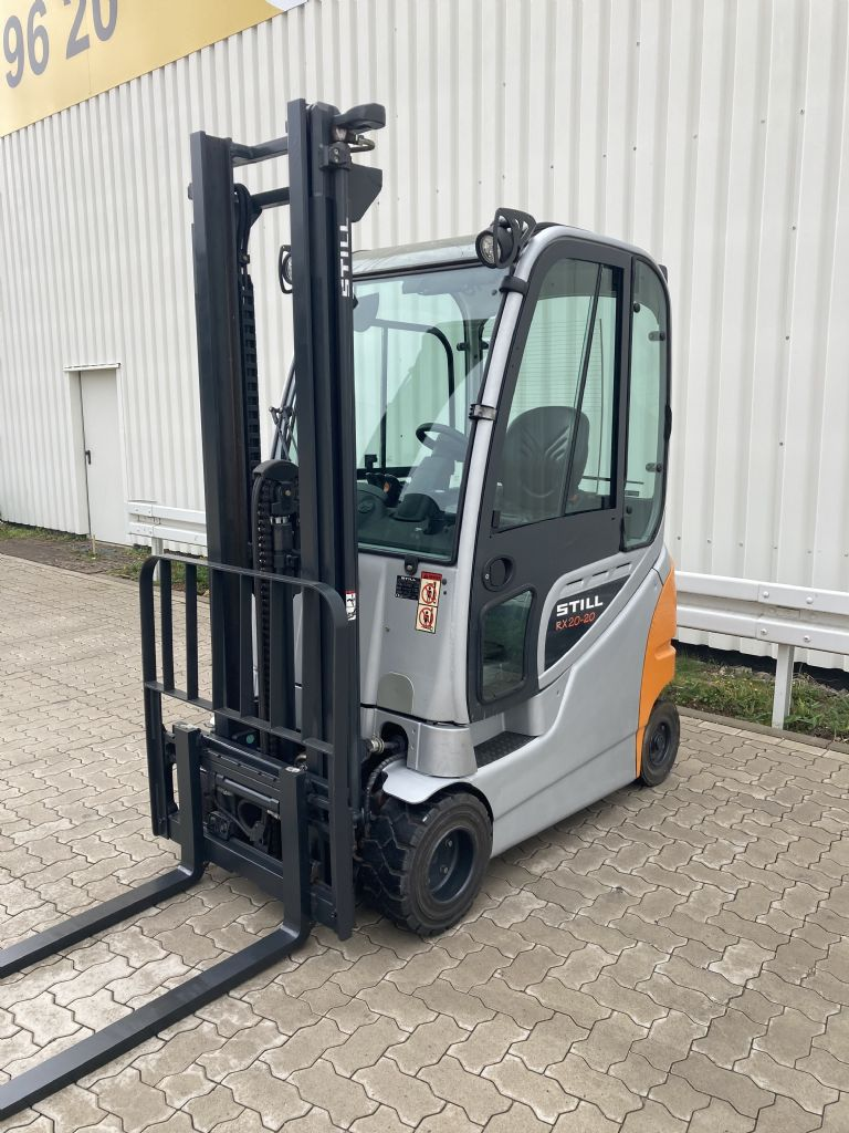 Still-RX 20-20 PH / Batt. 2018-Electric 4-wheel forklift-www.forkliftcenter-bremen.de