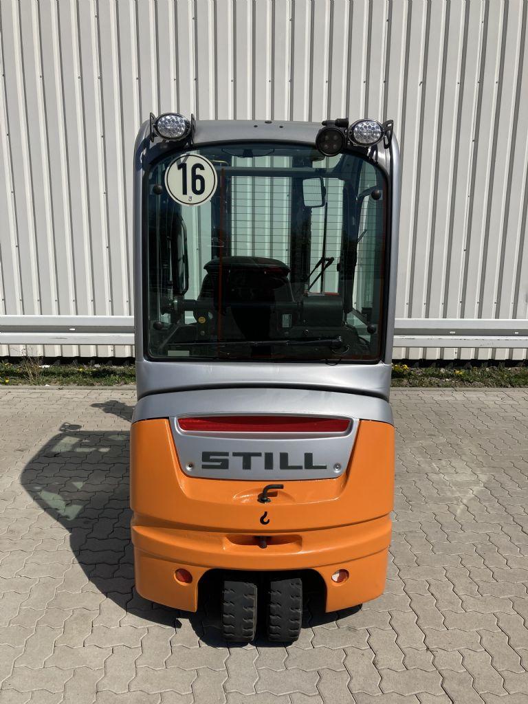 Still RX 20-20 / 3103 Std.  Elektro 3 Rad-Stapler www.forkliftcenter-bremen.de