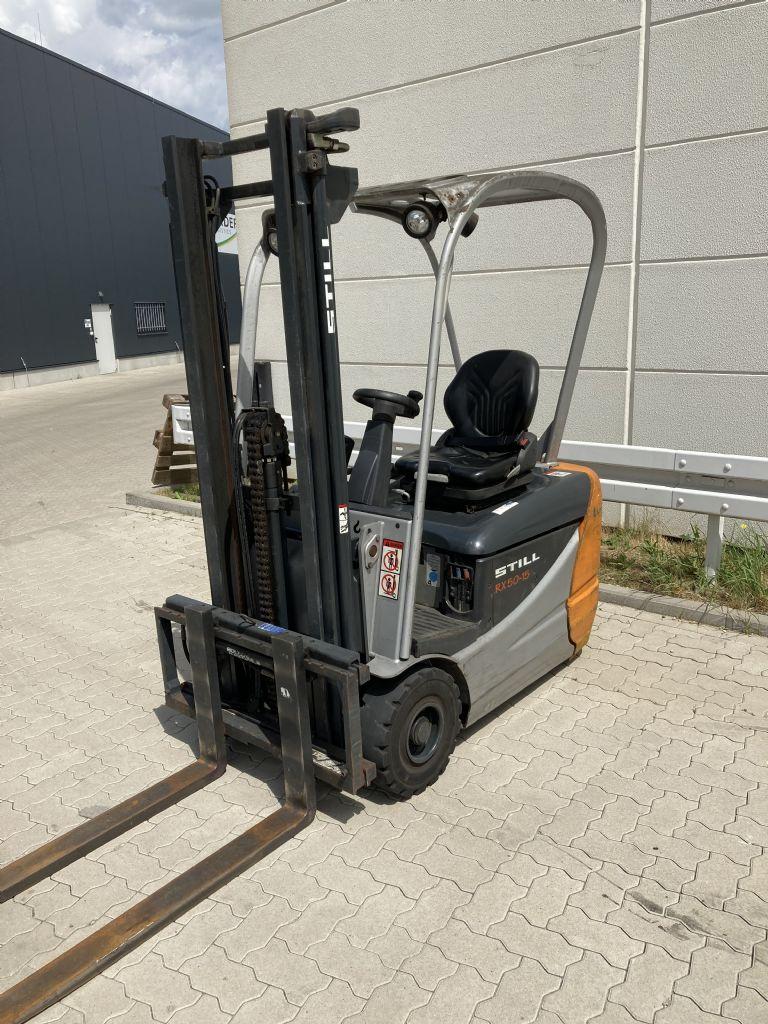 Still-RX 50-15 / 6681-Elektro 3 Rad-Stapler-www.forkliftcenter-bremen.de
