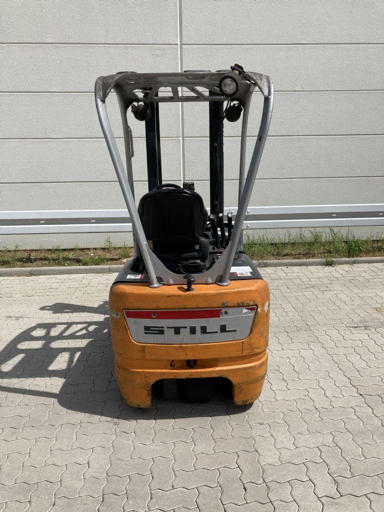 Still RX 50-15 / Batt. Neu Elektro 3 Rad-Stapler www.forkliftcenter-bremen.de