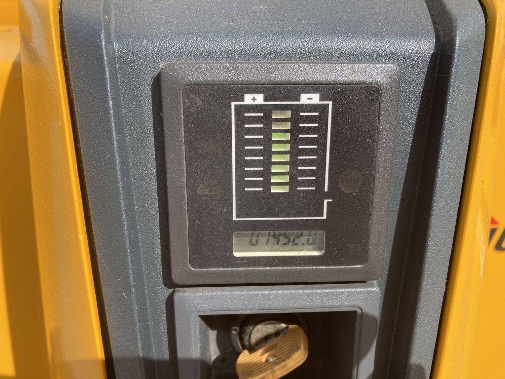 Jungheinrich EJD 220 / 1452 Std. Hochhubwagen www.forkliftcenter-bremen.de