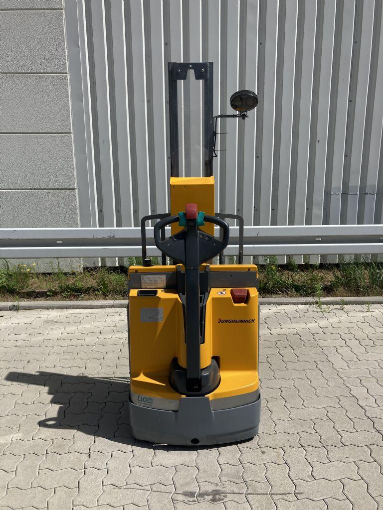 Jungheinrich EMD115i / 2761 Std. Hochhubwagen www.forkliftcenter-bremen.de