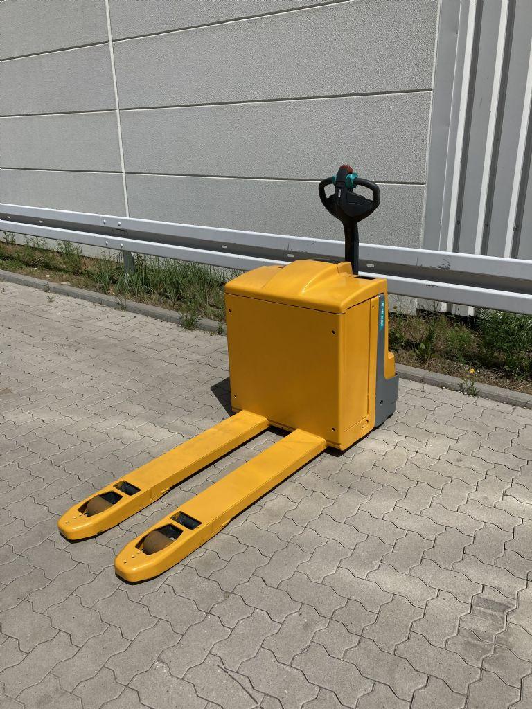 Jungheinrich-EJE 225 / 1416 Std. -Niederhubwagen-www.forkliftcenter-bremen.de