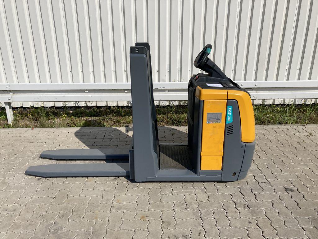Jungheinrich-ECE 310-Niederhubkommissionierer-www.forkliftcenter-bremen.de