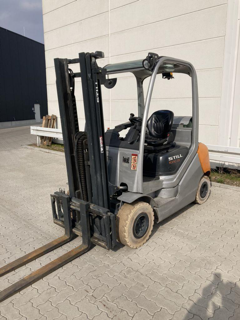 Still-RX 70-25 T / 4875 Std.-Treibgasstapler-www.forkliftcenter-bremen.de