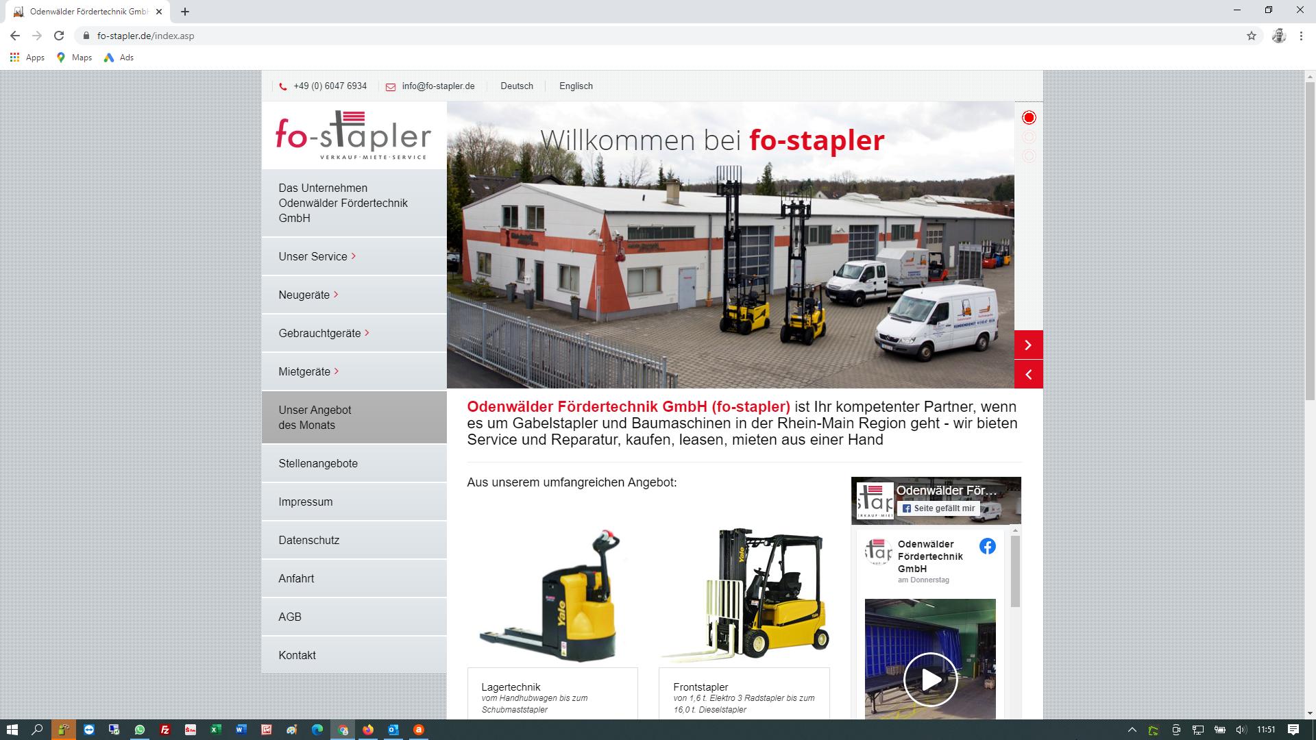 Odenwälder Fördertechnik GmbH