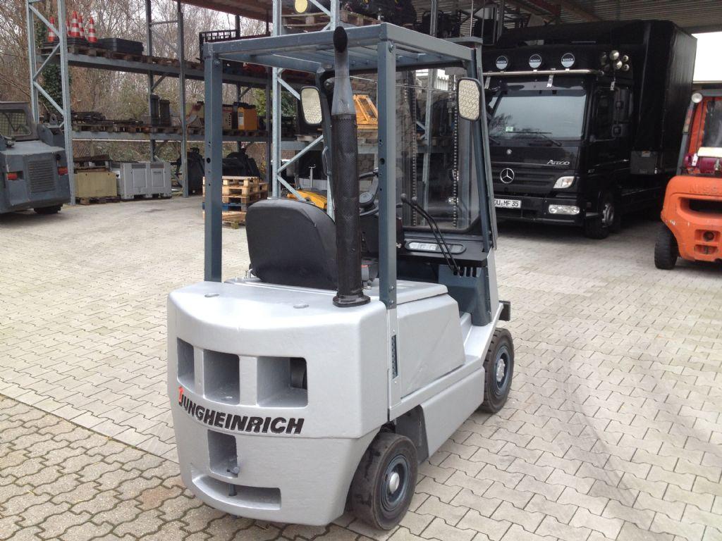Jungheinrich DFG 15-20AE Dieselstapler www.maier-freese.de